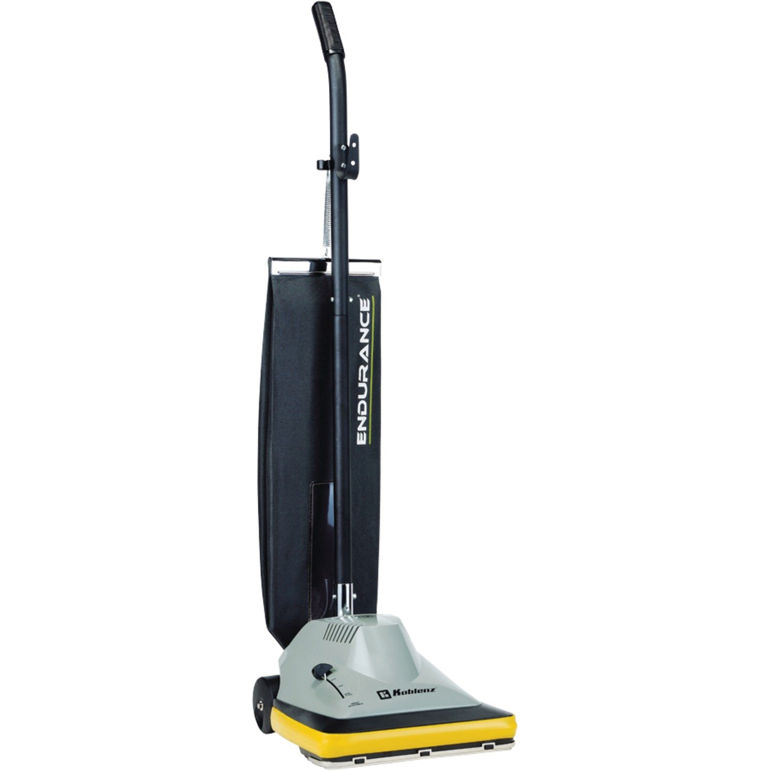 Koblenz U-80 Endurance Commercial Upright Bag Vacuum - Corded