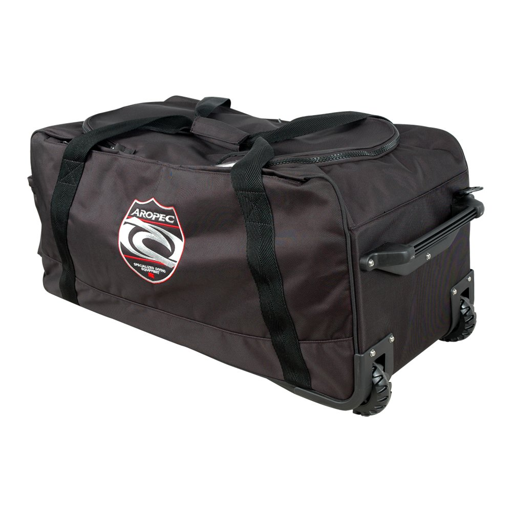 Heavy Duty Roller Duffle Bag by Aropec (Image #2)