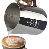 L'acciaio inossidabile latte- 20 oz (600ML) la schiuma