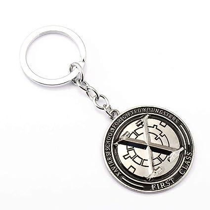 Amazon.com: Mct12-12pcs/lot X-Men Keychain Apocalypse Key ...