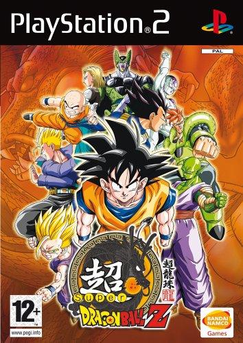 Super Dragon Ball Z Ps2 Amazon Co Uk Pc Video Games