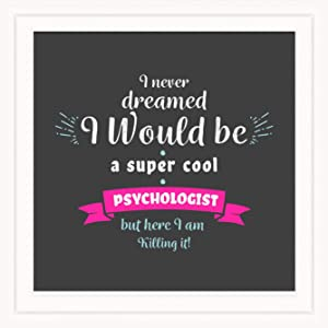 Psychologist Gifts   present for Mental psychiatrist Students   counselor gifts   Therapist gifts   Psychology Counselors Appreciation Gifts   psychiatrist Graduation funny Present office decor
