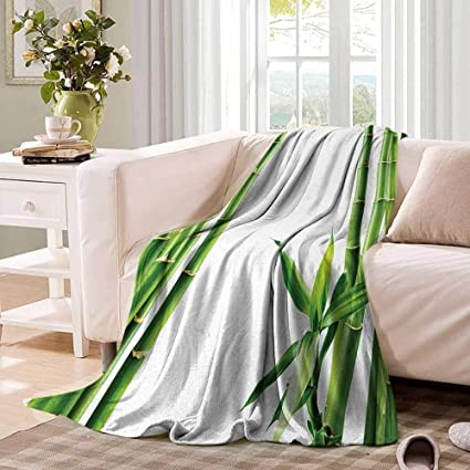 Amazon com: AsianFlannel Single Student blanketBranches of