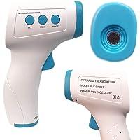 Termómetro Infrarrojo Sin Contacto para Medidor de Temperatura con Sensor de Alta Precisión Colores en display