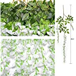 flowers-for-arch-wedding-Artificial-Fake-Wisteria-Vine-Hanging-12-Pack-36FTpcs-Silk-Flower-Chain-Garland-for-Outdoor-Wedding-Ceremony-Arch-Party-Home-Garden-Decor