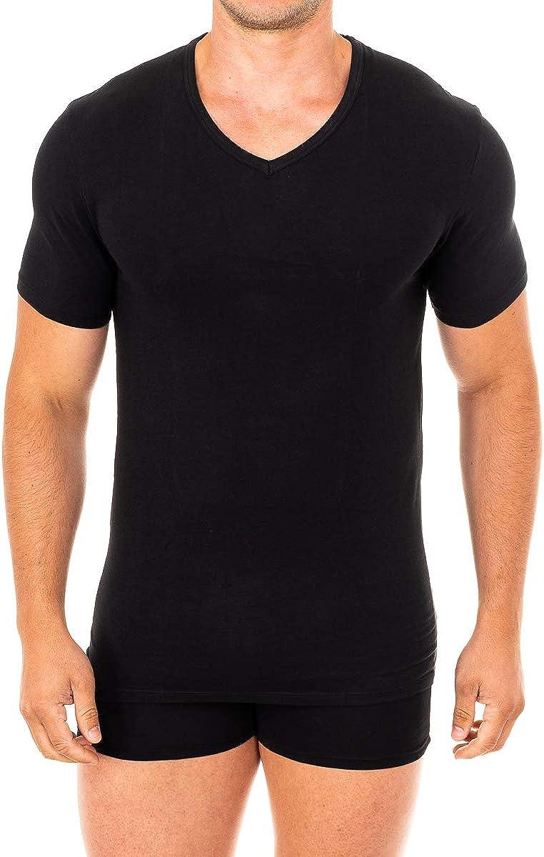 Abanderado Camiseta Sport Manga Corta Suavidad Real Algodón Peinado Hombre: Amazon.es: Ropa y accesorios