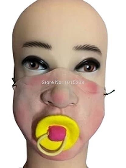 2015 los chupetes - muy divertido máscara de Halloween ...