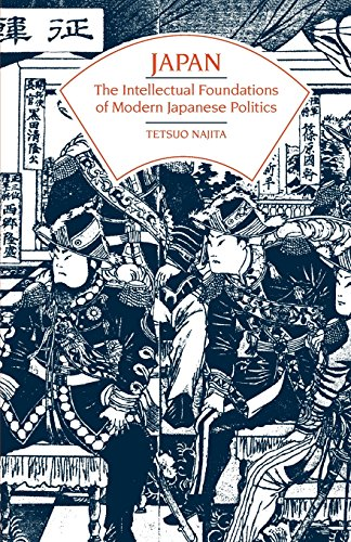 Japan: The Intellectual Foundations of Modern Japanese Politics (Phoenix Book)