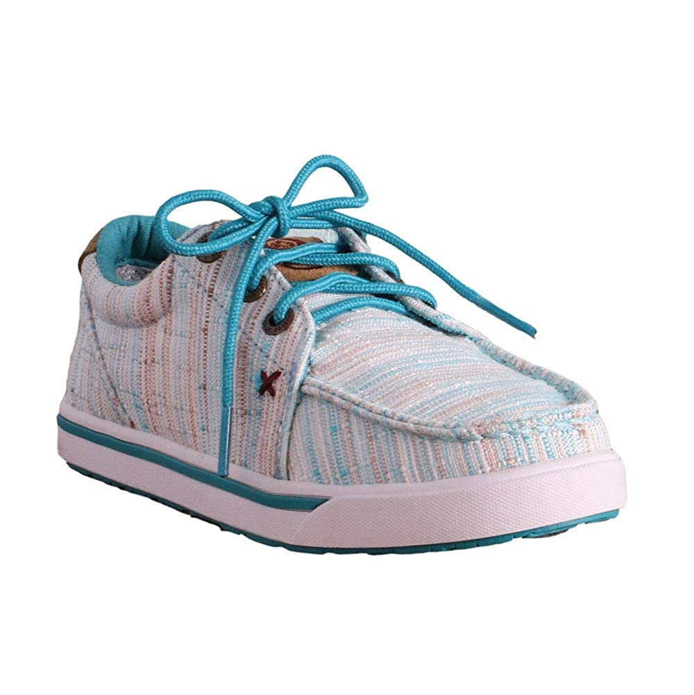 Twisted X Kids Blue Multi Hooey Lopers 1.5