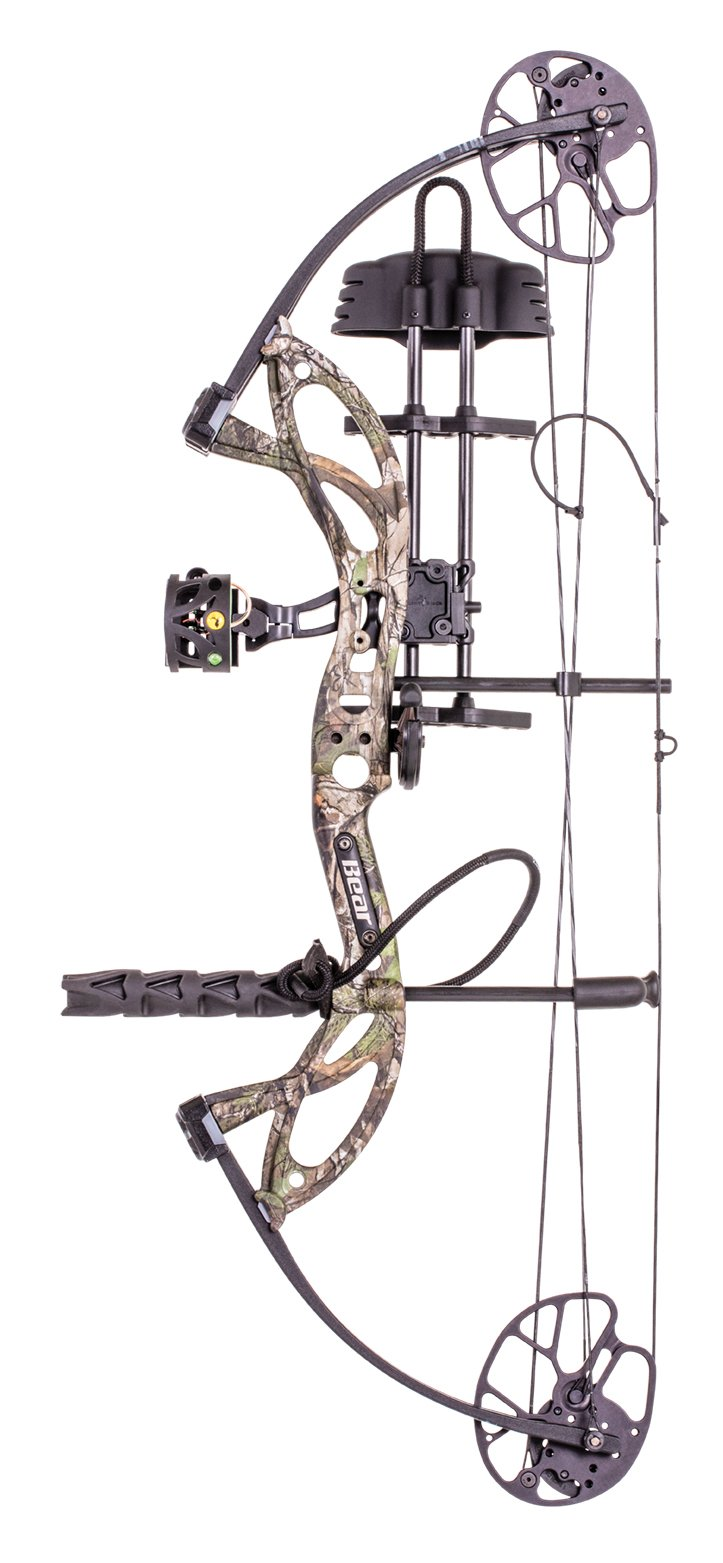 Bear Archery Cruzer G2 Compound Bow with RealTree Edge Finish