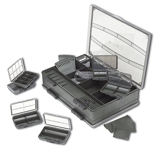 Fox Royale System Box Medium Tacklebox ein tolles Teil ansehen