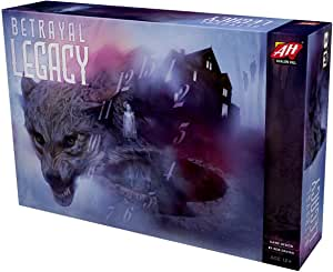 Avalon Hill Betrayal Legacy, Board Game