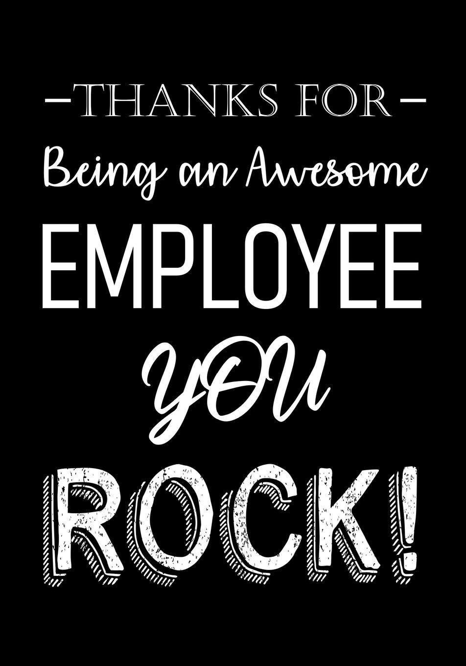 Thanks For Being An Awesome Employee You Rock Appreciation Gifts For Employees Thank You Gift For Employee Recognition Lined Journal Notebook Alternative To Cards Studio Creative Gifts 9781701043756 Books Amazon Ca