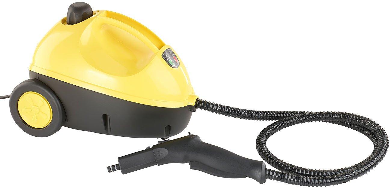 Amazon.de: Sichler Haushaltsgeräte Dampfbesen: Multifunktions ...