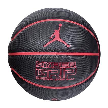 Nike Jordan Hyper Grip OT (7) Balón Michael, Unisex Adulto, Negro ...