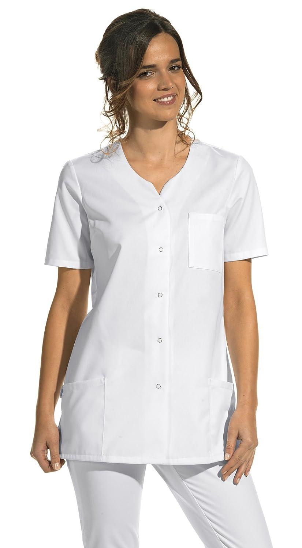 Leiber Chemise à manches courtes Blanc