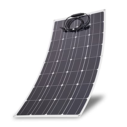 Amazon.com: Kath Monocrystalline - Módulo de panel solar ...