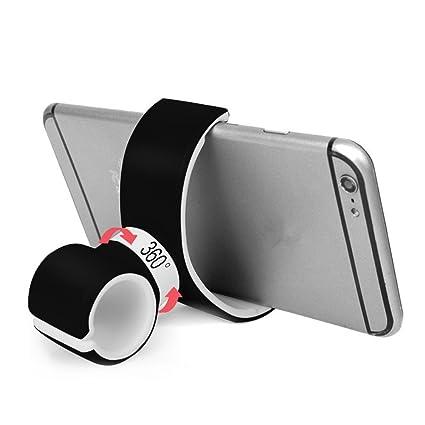 Soporte universal para móvil para el coche multifuncional 360grados de rotació
