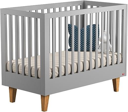 Cuna 60x120 Vox Lounge - Gris: Amazon.es: Bebé