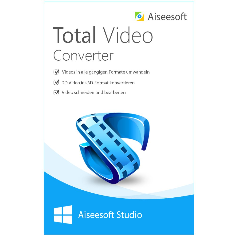 Aiseesoft Total Video Converter - Windows: Amazon.de: Software