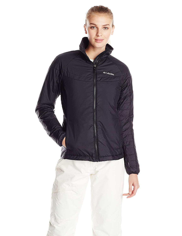 [コロンビア(Columbia)] [Women's Whirlibird Interchange Jacket](並行輸入品) B07GR89NJV
