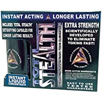 Total Stealth Ultimate Total Body Toxin Eliminator