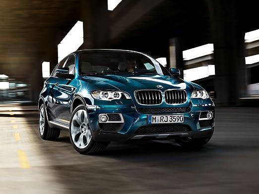 BMW X5 (19x14 inch, 47x35 cm) Silk Poster Seda Cartel PJ11 ...