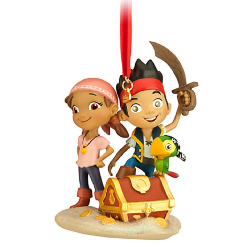 Jake and the Never Land Pirates Ornament at Amazon.com