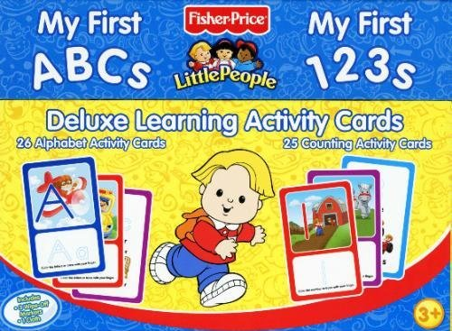 Activity Cards Fisher Price ABC 12 pdf epub