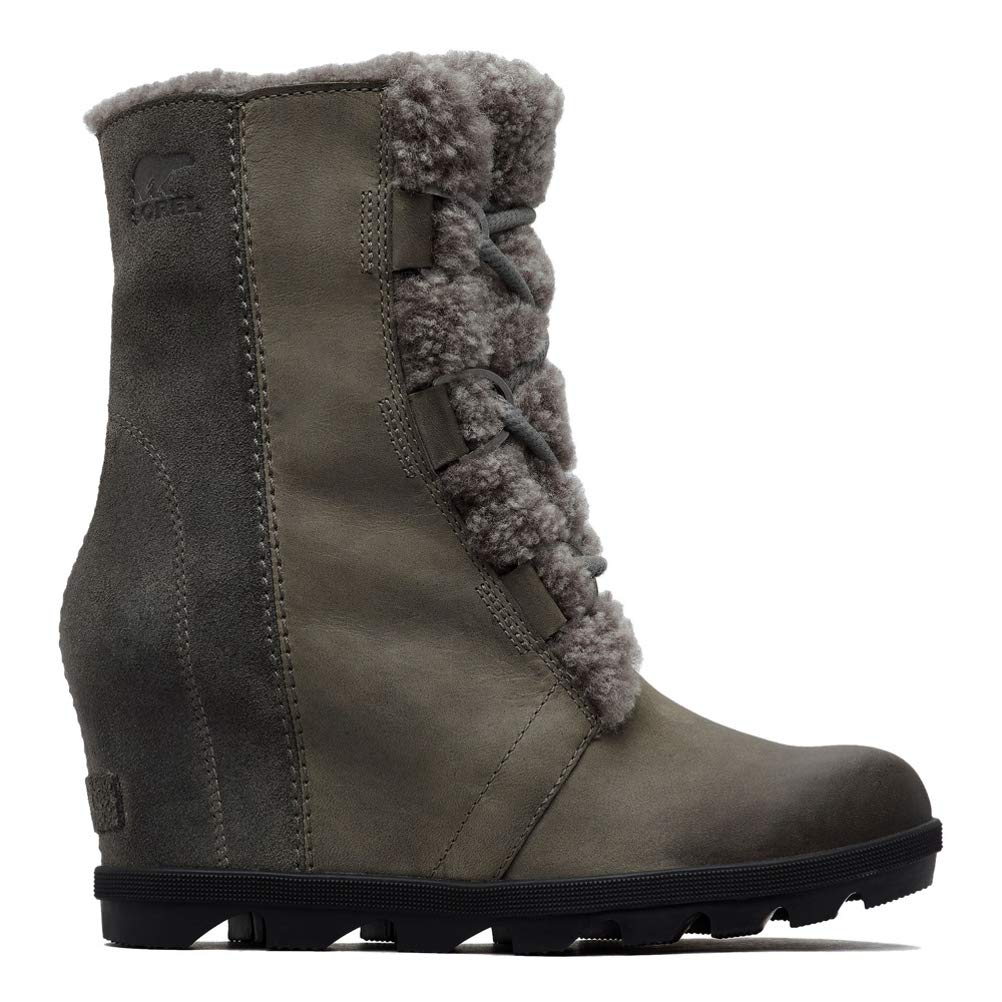 e607b174afd6 Details about Sorel Women s Joan of Arctic Wedge II Lux Boots