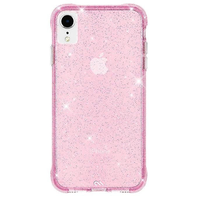 iphone xr case blush pink