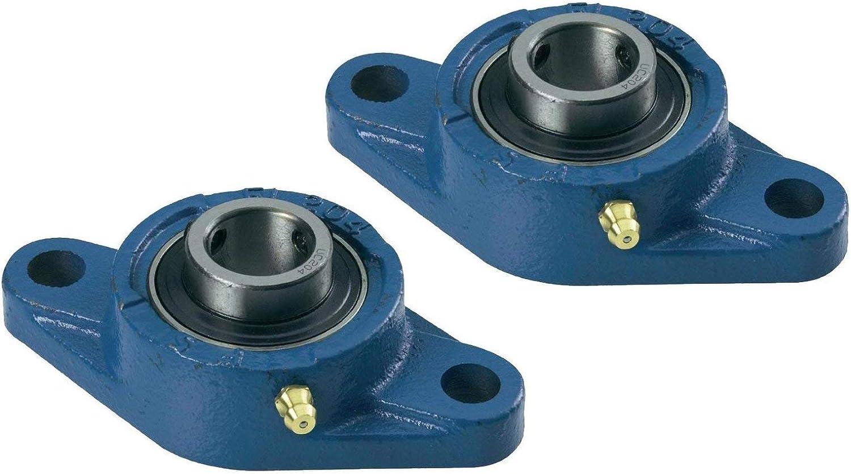 DOJA Industrial | Rodamientos con Soporte UCFL 204 | Cojinetes de ...