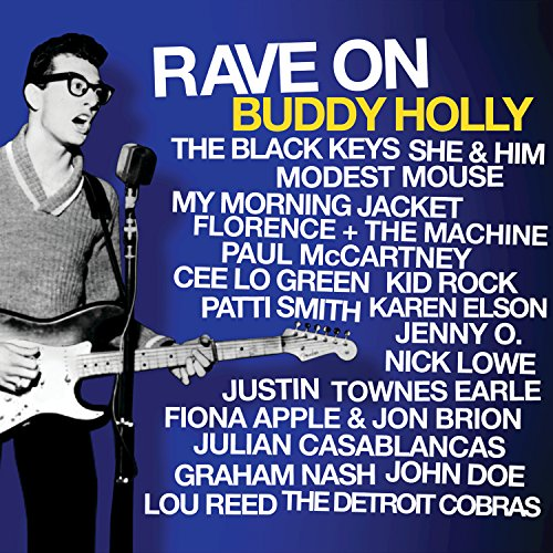 Rave Buddy Holly Various artists
