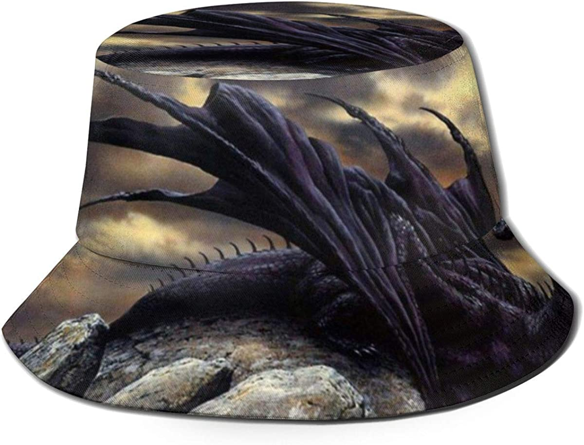 Dark Dragon Fantasy Bucket...