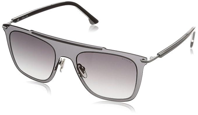 Amazon.com: Police anteojos de sol gota 1 (spl-581 0 °F80 ...
