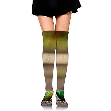 Amazon.com: Calcetines para mujer con forma de rana de Yoga ...