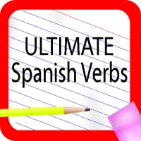 Ultimate Spanish Verbs, Practice and Quiz (for Kindle, Tablet & Phone)