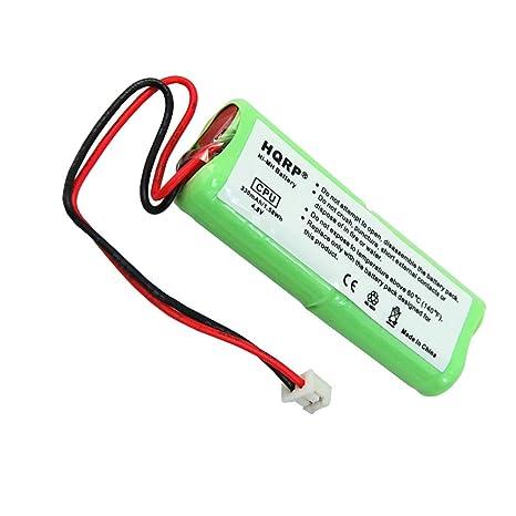 Amazon.com: HQRP batería para Dogtra 175-ncp 200-ncp 202-ncp ...