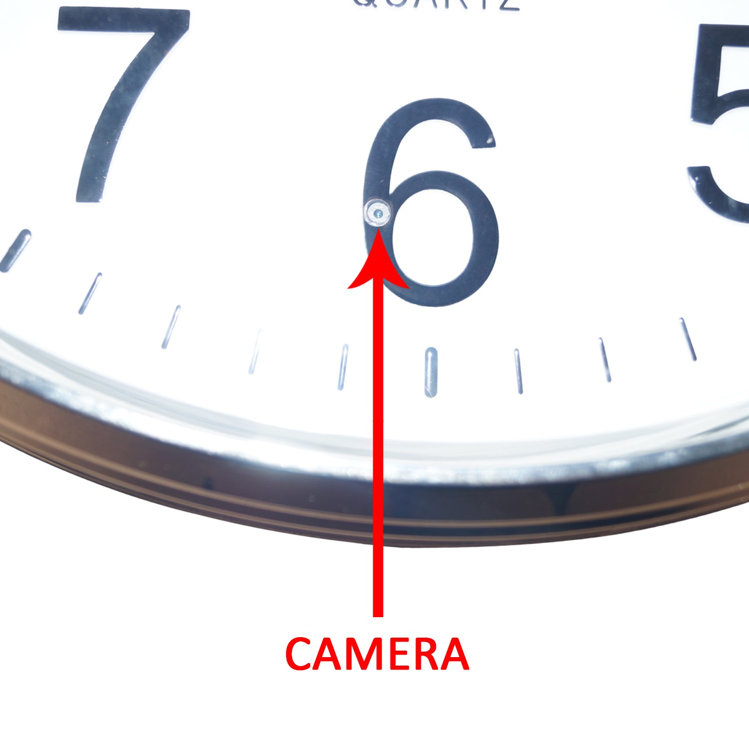 Wall clock hidden camera wireless in india buy m mhb wifi wall clock hidden spy camera full hd 19201080 amipublicfo Images
