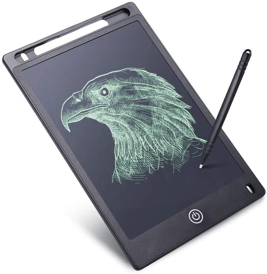 CCOOL LCD Writing Tablet,11inch Electronic Writing Doodle Digital Drawing Board,with Lock Key Portable Erasable Ewriter,for Kids Home School Office