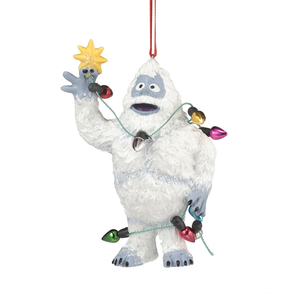 Bumble christmas decoration for Abominable snowman lawn decoration