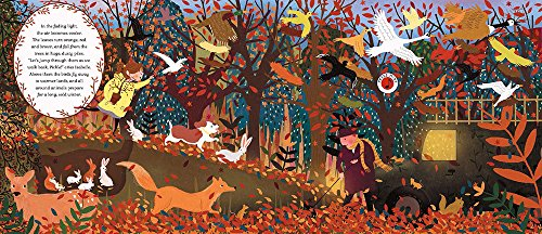The Story Orchestra: Four Seasons in One Day: Press the note to hear Vivaldi's music by Frances Lincoln Children s Bks (Image #6)
