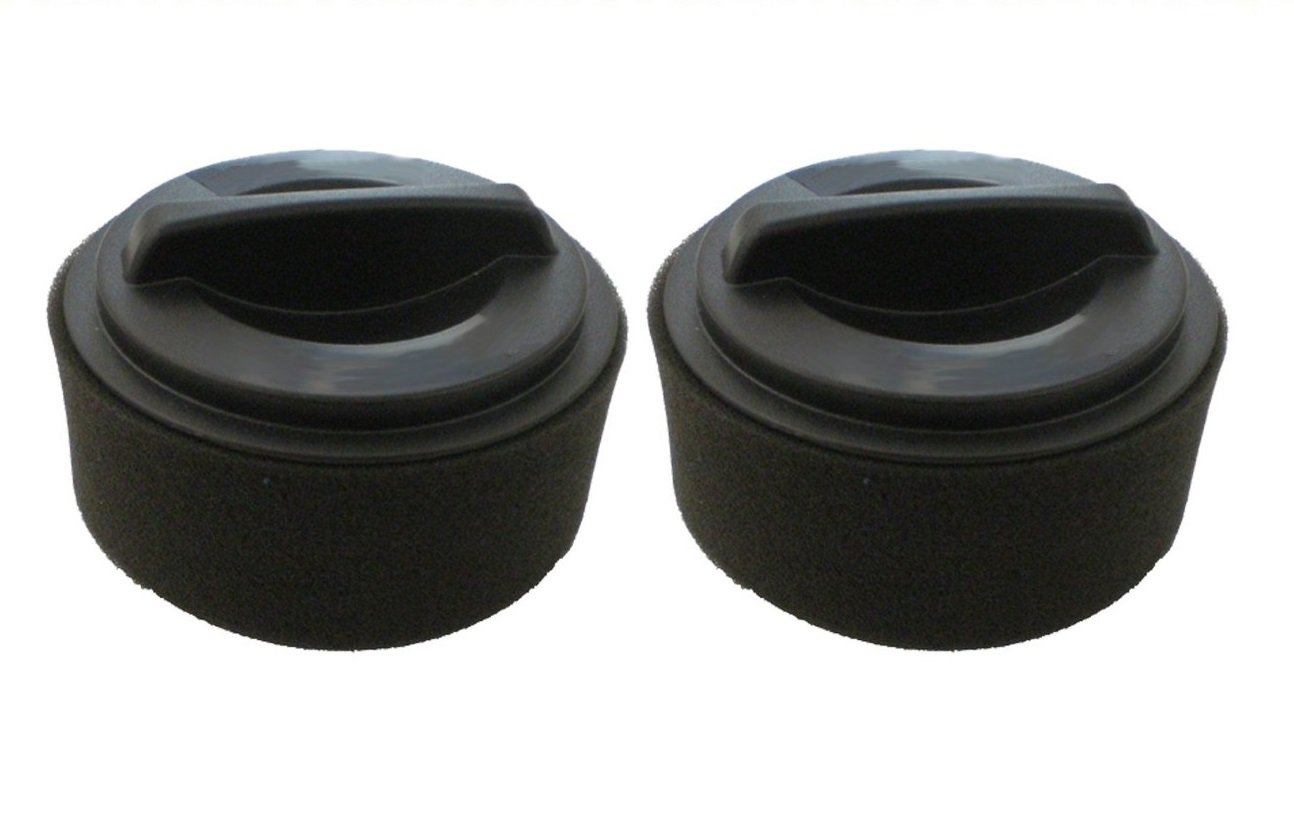 2 Bissell Inner & Washable Outer Filter, Fits Easy Vac Models:23T7, 23T74, 23T7E, 23T7F, 23T7G, 23T7W & 23T7Y, Part # 203-7593