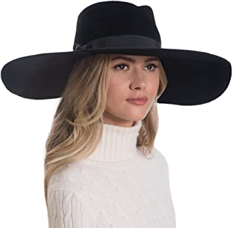 Wool Classic Eric Javits Luxury Fashion Designer Womens Headwear Hat