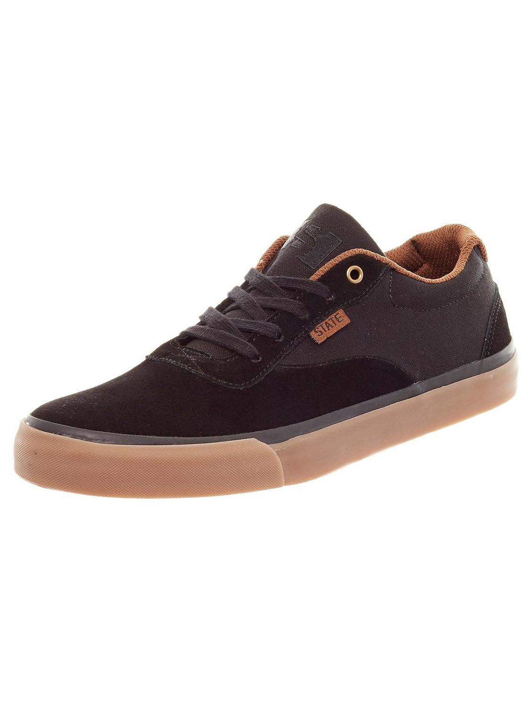 State schwarz schwarz schwarz Gum Wildleder Madison Schuhe b379c6