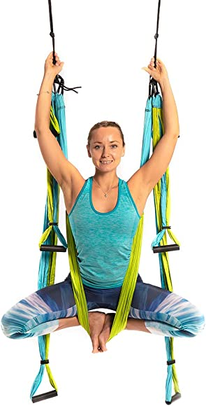 YOGABODY Yoga Trapeze Official , Yoga Inversion Swing