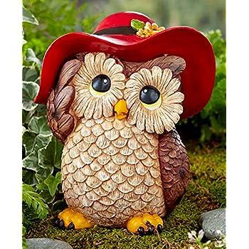 Nice This Item Dress Up Garden Animals (Owl)