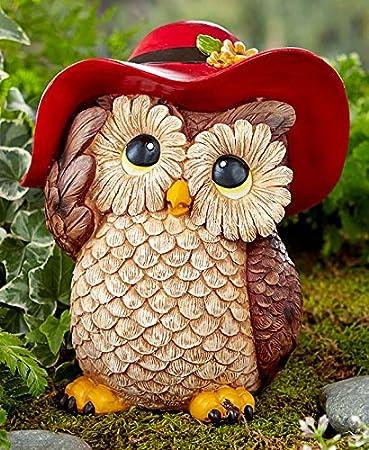 Amazoncom DressUp Garden Animals Owl Garden Outdoor