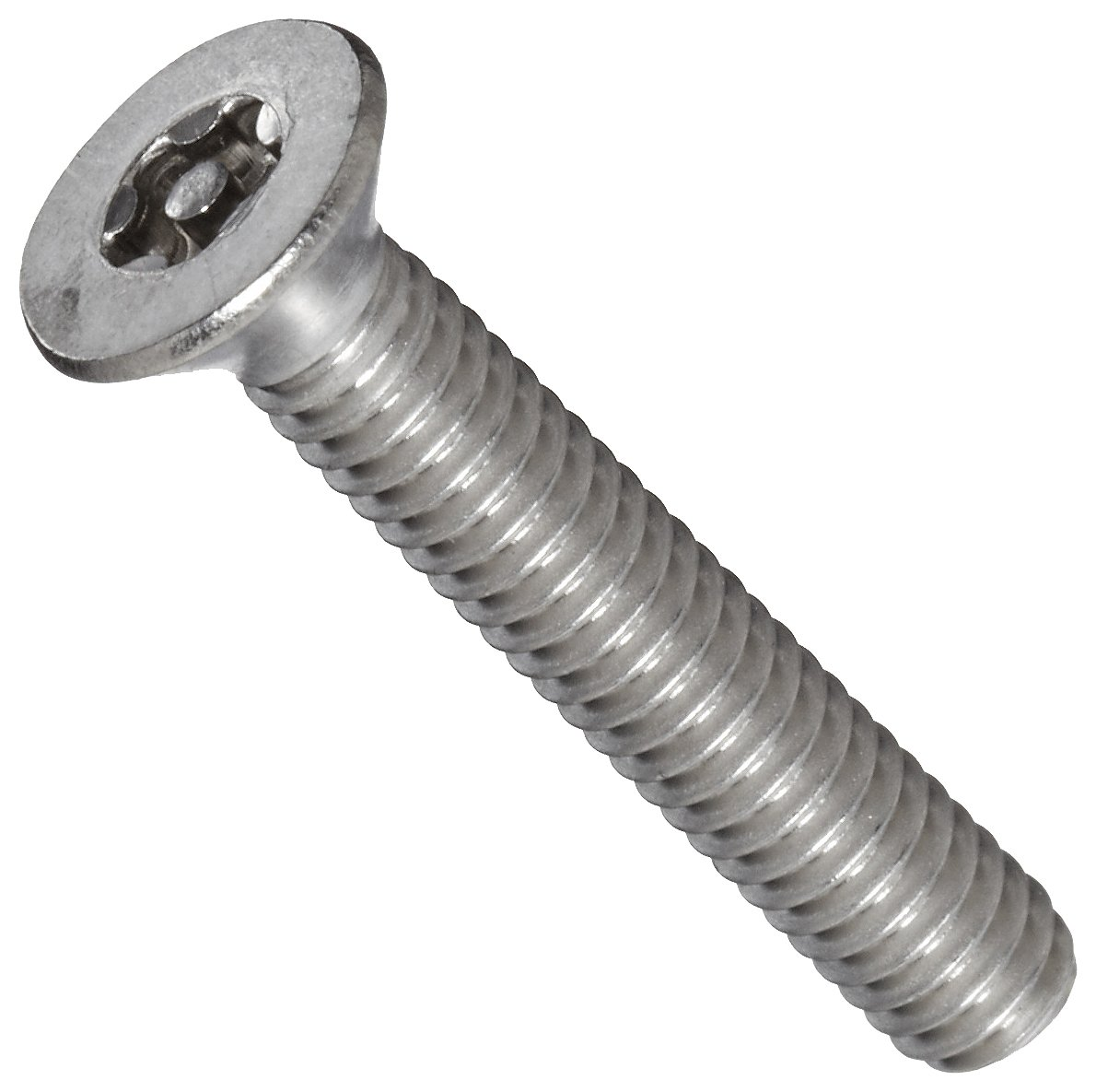 Pin In Star Drive Made in US Flat Head 3//4 Length Pack of 25 3//4 Length Tamper-Pruf 91670 #12-24 Threads 18-8 Stainless Steel Socket Cap Screw