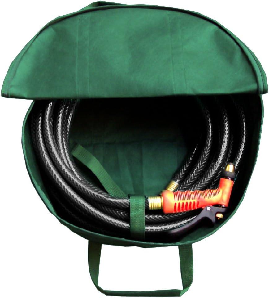 LAMINET Garden Hose Storage Bag - GREEN